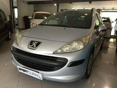 used Peugeot 207 1.6 HDi 90CV FAP SW OK NEOPATENTATI