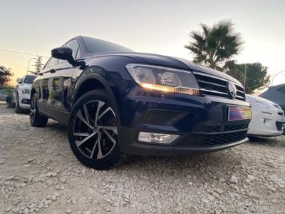 usata VW Tiguan 2.0tdi150cv BMT SPORT+ E6 2017
