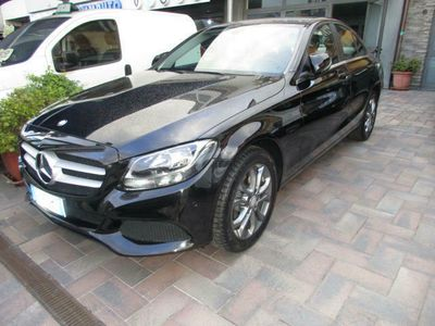 usata Mercedes C180 d Auto Business FULL OPTIONAL GARANTITA CON NAVI