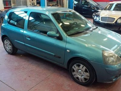 usata Renault Clio II serie 15dci Luxe Dynamic 2005