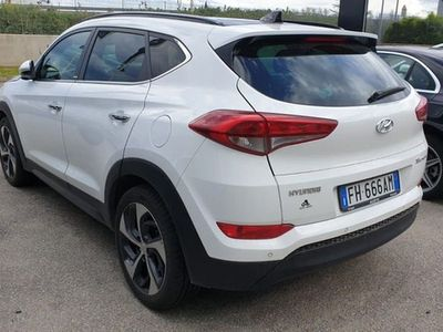 used Hyundai Tucson 1.7 CRDi DCT XPossible