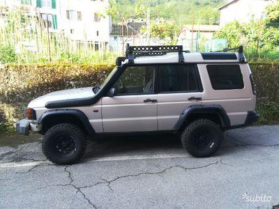 używany Land Rover Discovery 2