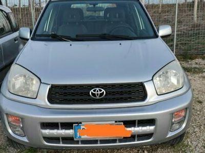 usata Toyota RAV4 2.0 5p sol 4x4 2001