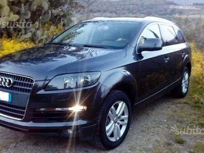 usata Audi Q7 3.0TDI 233CV quattro 7 posti IMPECCABILE