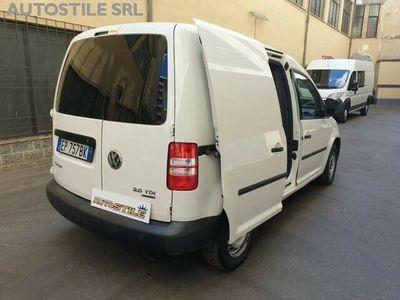 usata VW Caddy 2.0 TDI 110CV 4Motion (4X4) *SCAFFALATURA INTERNA