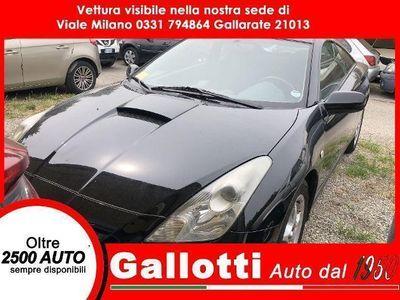 usata Toyota Celica 1.8 16V VVT-i