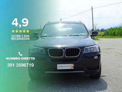 usata BMW X3 xDrive20i