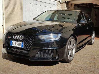 usata Audi RS3 450CV BOLLI PAGATI