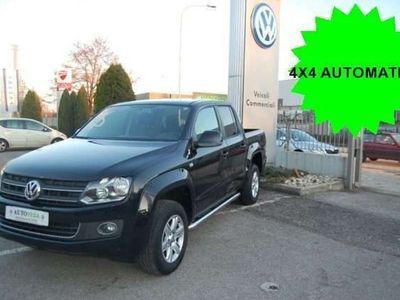 usata VW Amarok Veicoli CommercialiBiTDI 180 CV 4MOTION Permanente Aut. Highline del 2013 usata a Arzignano