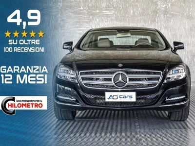 usata Mercedes CLS350 CDI BlueEFFICIENCY