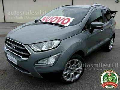 usata Ford Ecosport 1.0 EcoBoost 125 CV Start&Stop Titanium