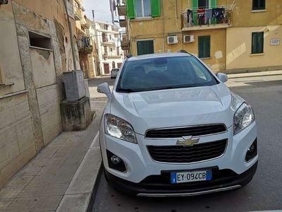 usata Chevrolet Trax 1.7 diesel FWD aut. LT