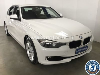 begagnad BMW 320 SERIE 3 BERLINA d