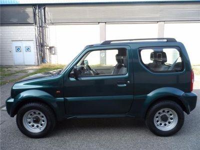 usata Suzuki Jimny 1.3i 16v Cat 4wd Jlx Usato