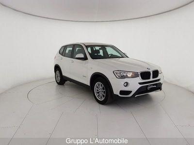 usata BMW X3 xdrive20d auto