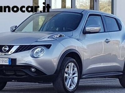 usado Nissan Juke 1.5 dCi Start&Stop Acenta del 2018 usata a Termoli