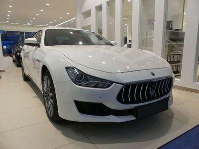 usata Maserati Ghibli V6 Diesel 275CV *PRONTA CONSEGNA GAR.UFF*