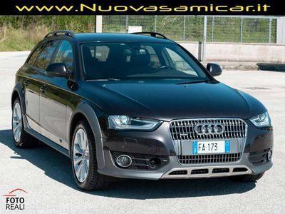 usata Audi A4 Allroad 2.0 TDI QUATTRO 150 CV FULL PELLE XENO NAVI 18 B&O