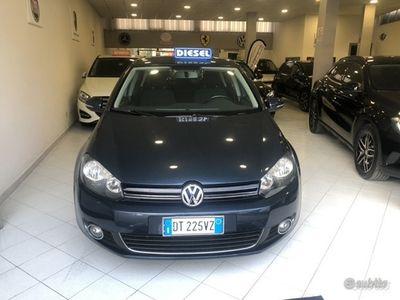 usata VW Golf VI 2.0 TDI
