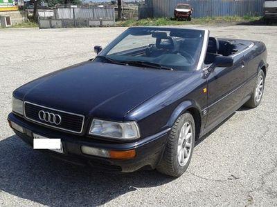usado Audi 80 80CABRIO 1.8 benzina anno 1995 rif. 10795324
