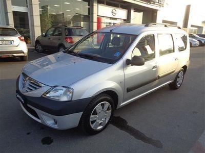 usata Dacia Lodgy 1.5 dCi 8V 90 CV Start&Stop 7p.ti SS Lauréate Family del 2008 usata a San Martino Siccomario