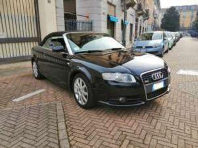 usata Audi A4 Cabriolet A4 2.0 TDI FAP TOP PLUS Diesel