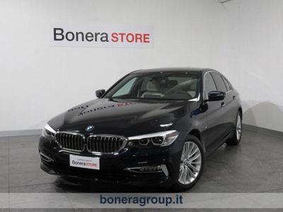 usata BMW 520 d xdrive luxury auto