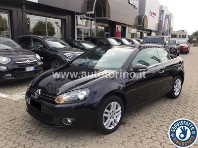 brugt VW Golf Cabriolet GOLF CABRIO 2.0 tdi BM 140cv