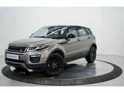 usata Land Rover Range Rover evoque RR1ª serie 2.0 td4 SE 180cv 5p auto my19