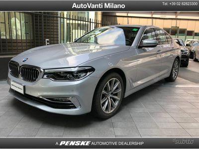 używany BMW 520 d xDrive Luxury