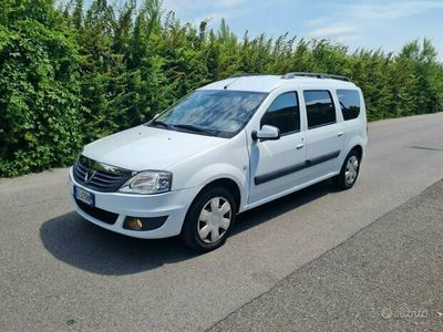 "usata Dacia Logan MCV 1.6 gpl ""ok per neopatentati"""