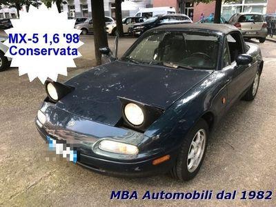gebraucht Mazda MX5 1.6i 16V