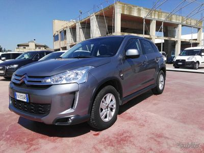 used Citroën C4 Aircross - 2015