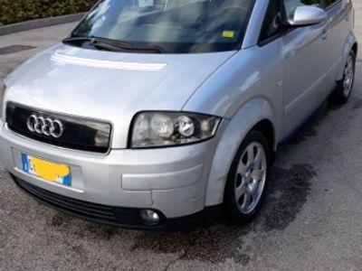 brugt Audi A2 - 2003 neopatentati. 1.4 tdi Perm. Vespa