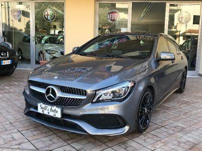 gebraucht Mercedes CLA200 d S.W. 4Matic Automatic Premium Dark Night