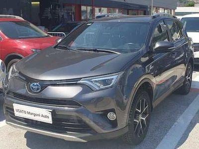 usata Toyota RAV4 Hybrid 4WD Style del 2016 usata a Trento