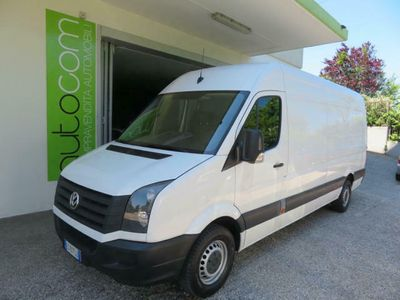 brugt VW Crafter 35 2.0TDI 140CV PASSO LUNGO-TETTO ALTO UNIPROPRIET