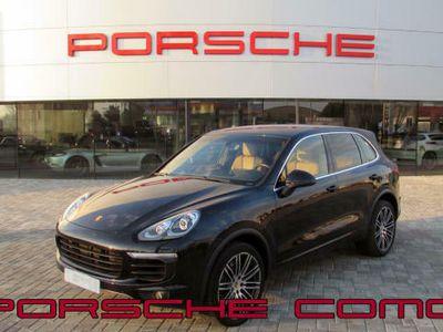 usata Porsche Cayenne 3.0 Diesel-IVA ESPOSTA-CERCHI 21-TELECAMERA-PASM