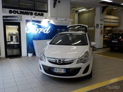 käytetty Opel Corsavan - 2012
