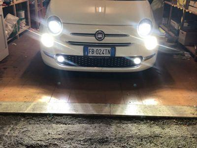 gebraucht Fiat 1200 500.benzina75 cavalli lounge