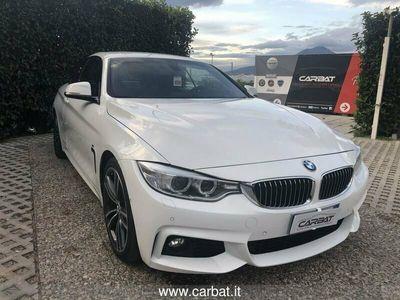 usata BMW 420 Serie 4 Cabrio d Cabrio MSport