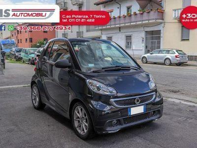 usata Smart ForTwo Cabrio fortwo 2ª serie 800 40 kW pulse cdi Unicoproprietario