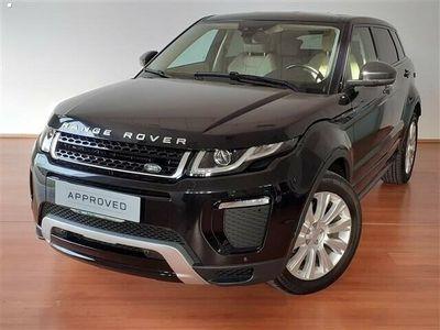 usata Land Rover Range Rover evoque 2.0 TD4 180 CV 5p. SE Dynamic del 2016 usata a Massarosa