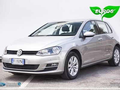 used VW Golf 1.6 tdi Comfortline 110cv 5p