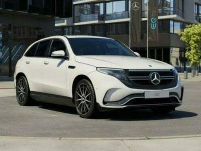 usata Mercedes EQC 400 4Matic Premium LISTINO € 91.053