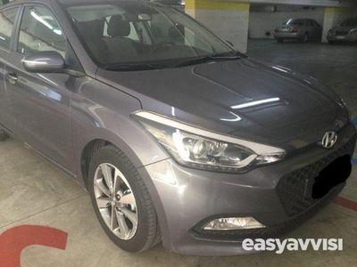 second-hand Hyundai i20 1.2 84 cv 5 porte comfort benzina