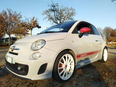 usata Abarth Opening Edition 1.4 T. 160cv SS EsseesseWRC AUTO