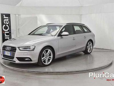 usata Audi A4 Avant 2.0 TDI 190cv auto S line Navi EURO6 Avant 2.0 TDI 190cv auto S line Navi EURO6