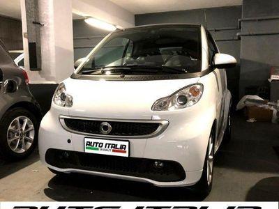 gebraucht Smart ForTwo Electric Drive DRIVE#BIANCA&ARGENTO#SERVOSTERZO#BATTERIA