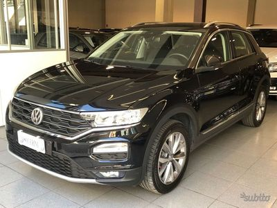 brugt VW T-Roc 2.0 TDI 4MOTION Style BlueMo...